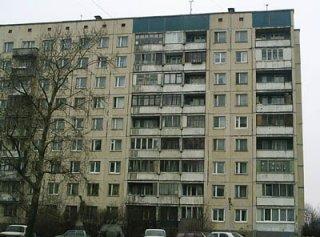 Панельные 9 этажные дома 505(504Д) серии - Компания «СМУ Строй-Ресурс»